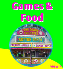 Game & Food Concessions